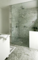 CERAMIC TILE INSTALLATIONS LOWEST PRICE IN AREA $3.50 SQUARE FT.