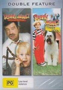 DENNIS THE MENACE / STRIKES AGAIN -  DVD - UK Compatible - New & sealed