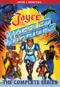 JAYCE AND THE WHEELED WARRIORS: THE COMPLETE SERIES - DVD - Region 1