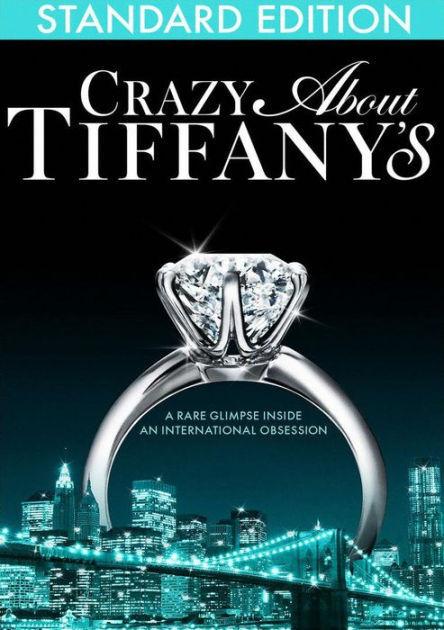 CRAZY ABOUT TIFFANY'S (STD EDITION) - DVD - Region Free - Sealed