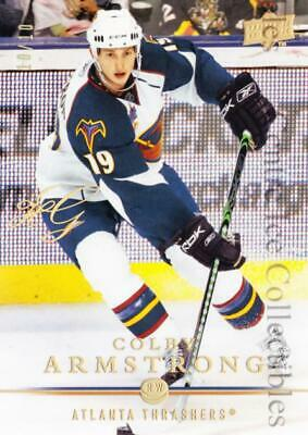 2008-09 Upper Deck High Gloss Parallel #190 Colby Armstrong Armstrong High Gloss