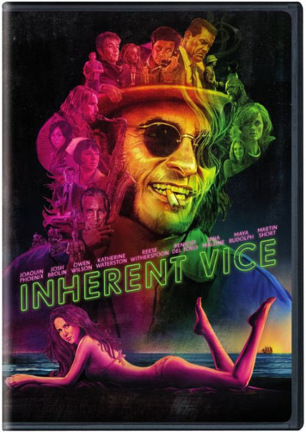 INHERENT VICE / (ECOA) - DVD - Region 1