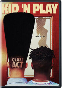 CLASS ACT (Kid'N'Play) - DVD - UK Compatible - sealed