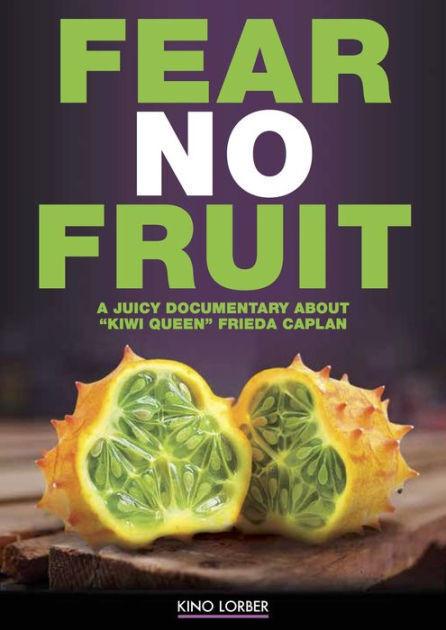 FEAR NO FRUIT - DVD - Region 1 - Sealed