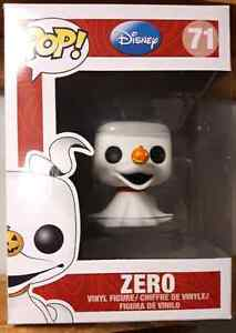 Nightmare before Christmas Zero Funko Pop! Cambridge Kitchener Area image 1