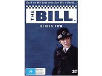 The Bill Complete Series 2 DVD ( 3 Discs)