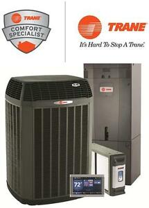 Air Conditioners and Furnaces (TRANE / AMERISTAR)