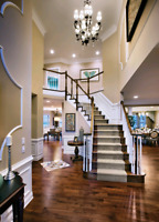 Custom Staircases and Railings by Gopher Wood Construction