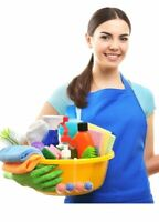 House Cleaning   Lady 25/h    Oakville