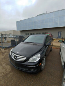2006 Mercedes Benz B200 4 matic