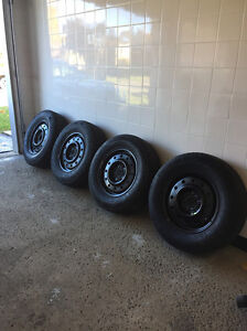 Michelin Winter Tires and Rims For Sale