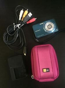 Sony Cyber-Shot Optical SteadyShot DSC-W350 Camera