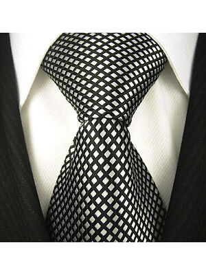 Diamond Pattern Tie (Mens Diamond Pattern Necktie by Scott Allan - Mens)