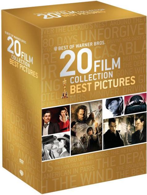 BEST OF WARNER BROS 20 FILM COLL: BEST PICTURES - DVD - Region 1