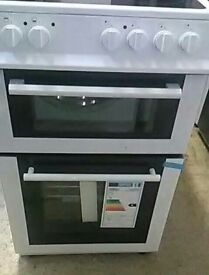 (ex-display) BELLING FS50EDOC 50cm Electric Ceramic Cooker - White