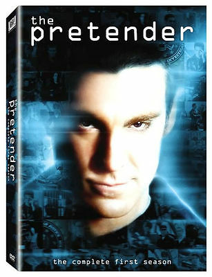 The Pretender: 1990s Sci-Fi TV Series Complete Season 1 Box / DVD Set NEW!
