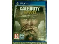 PS4 Call of duty WW2 *sealed*