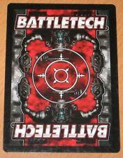 Sharilar Mori Battletech CCG Mercenaries Command
