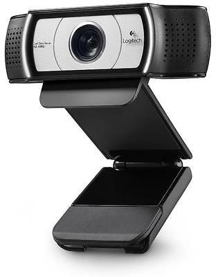Logitech C930e 1080P HD Video Webcam - 90-Degree Extended Vi