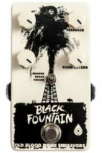 Old blood noise Black fountain delay