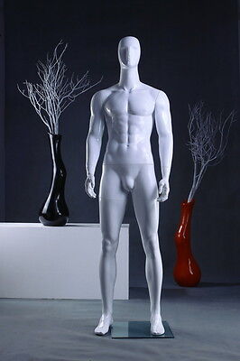 Kyпить LOUTOFF Male Mannequin Man Full Body Stand Dummy Doll Shop Display Showcase New  на еВаy.соm