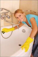 Residential Cleaning Services EUROPEAN LADIES FROM $20