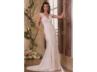 Jasmine sample wedding dress