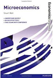 Microeconomics, S. Wall- Economics Express