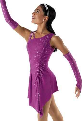 Weissman Dance Costume Skate  Lyrical Modern Ballet 5699 MC LC XLC SA MA LA XLA