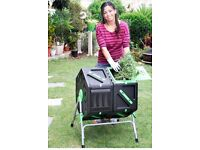 Rotary Composter - 2 Cell