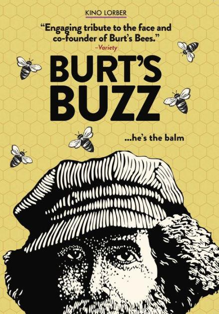 BURT'S BUZZ - DVD - Region 1 - Sealed