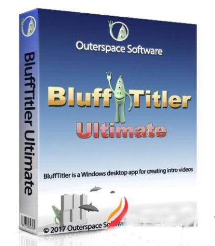 Bluff Titler Ultimate 14