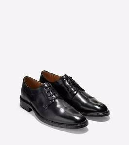 Warren Cap Toe Oxford (Black) Size 11.5 Somerton Park Holdfast Bay Preview