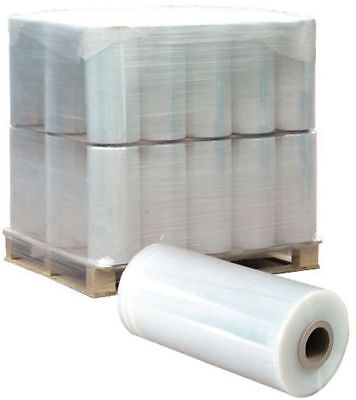 Clear Stretch Packing Wrap Industrial Pallet Wrap Premium Polyethylene