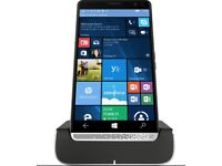 HP Elite X3 with Dock Station