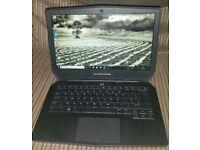 Dell Alienware 13. Core i7 8gb 250gb SSD Win10 Office Nvidia GTX 960m 4gb GDDR 5