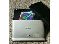 """Lenovo pro 2 tablet 13.3"""" with box and case"""