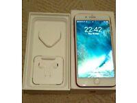 Apple iPhone 7 plus brand new unlocked 128gb red