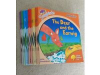 Oxford Reading Tree Songbirds 36 Books