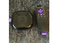 Roku box 2 streamer