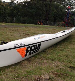 Fenn Bluefin S ocean racing ski  - 2017 model
