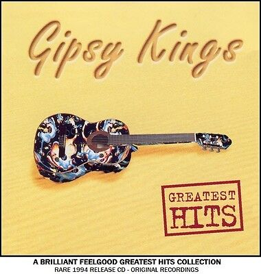 The Gipsy Kings - Very Best Greatest Hits Collection - RARE Spanish Flamenco