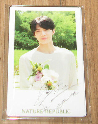 EXO K-POP NATURE REPUBLIC 2015 NEW VERSION OFFICIAL PHOTOCARD PHOTO CARD SET NEW