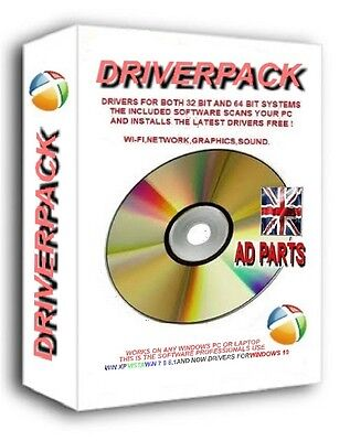 Asus Pc Drivers - NEW ASUS DRIVERS RECOVERY DISC CD DVD FOR WINDOWS XP VISTA 7 8 10 PC LAPTOP