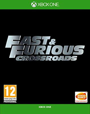 Fast & Furious Crossroads (Xbox One) **Pre Release**