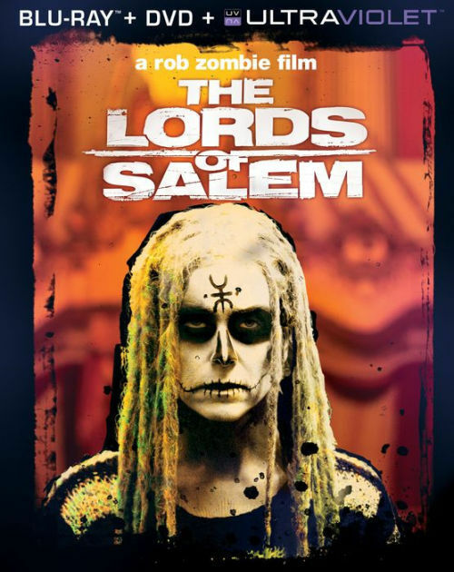 THE LORDS OF SALEM (+ DVD) - BLU RAY - Region A - Sealed