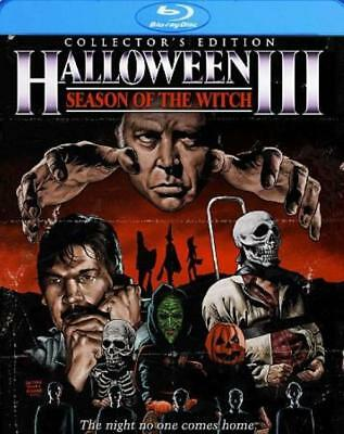 HALLOWEEN 3: SEASON OF THE WITCH NEW BLU-RAY](Halloween Movies 3 Witches)