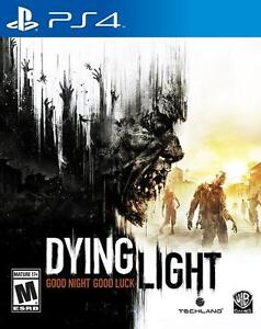 Trading PS4 Dying Light
