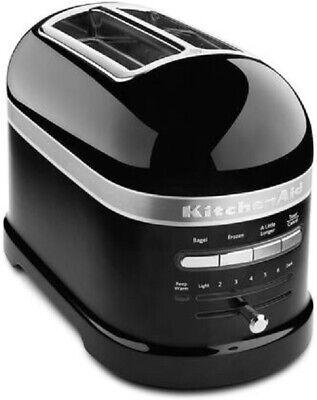 KITCHENAID KMT2203OB, Pro Line Series 2-Slice Onyx Black Automatic Toaster