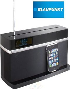 Blaupunkt OSLO iDOCK DAB+ Digital Radio Dock Station  For iPad iPod iPhone NEW